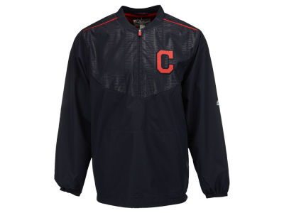 Cleveland Indians Majestic MLB Men's AC Training Jacket