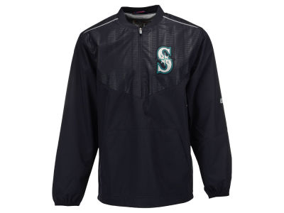 Seattle Mariners Majestic MLB Men's AC Training Jacket