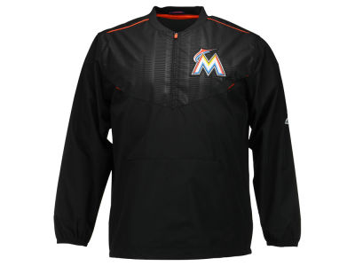 Miami Marlins Majestic MLB Men's AC Training Jacket