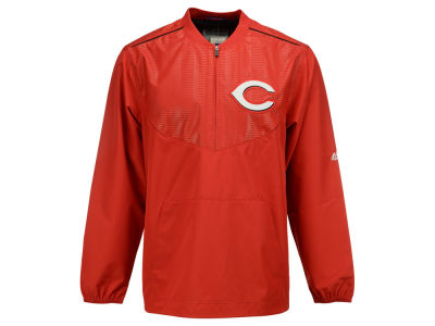 Cincinnati Reds Majestic MLB Men's AC Training Jacket