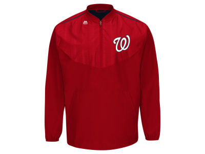 Washington Nationals Majestic MLB Men's AC Training Jacket