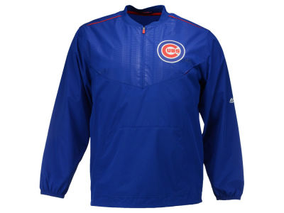 Chicago Cubs Majestic MLB Men's AC Training Jacket
