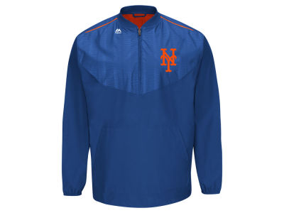 New York Mets Majestic MLB Men's AC Training Jacket