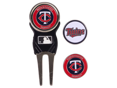 Minnesota Twins Divot Tool and Markers