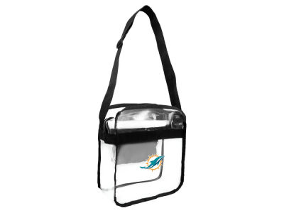 Miami Dolphins Clear Ultimate Carryall