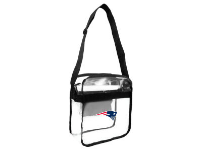 New England Patriots Clear Ultimate Carryall