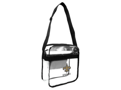 New Orleans Saints Clear Ultimate Carryall