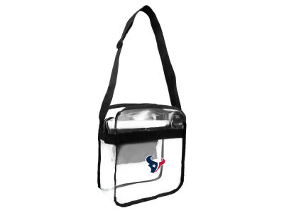 Houston Texans Clear Ultimate Carryall