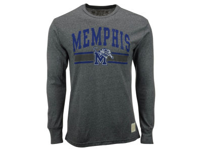 Memphis Tigers NCAA Mock Twist Long Sleeve T-Shirt