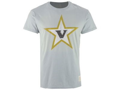Vanderbilt Commodores Retro Brand NCAA Vintage Super Soft T-Shirt