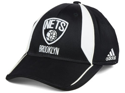 Brooklyn Nets adidas NBA Trim Line Flex Cap