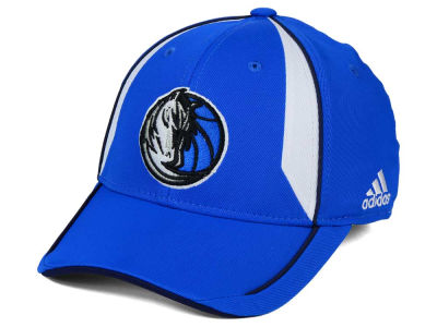 Dallas Mavericks adidas NBA Trim Line Flex Cap