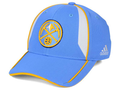 Denver Nuggets adidas NBA Trim Line Flex Cap