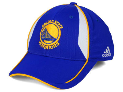 Golden State Warriors adidas NBA Trim Line Flex Cap