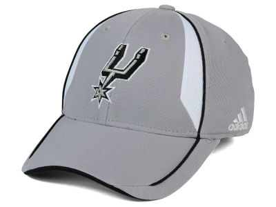 San Antonio Spurs adidas NBA Trim Line Flex Cap