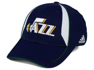 Utah Jazz adidas NBA Trim Line Flex Cap
