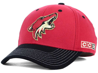 Arizona Coyotes Reebok NHL 2014-2015 Vintage Flex Hat
