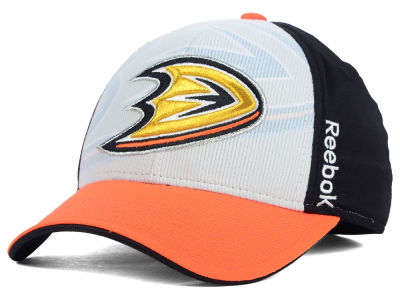Anaheim Ducks Reebok NHL 2014-2015 2nd Season Draft Flex Cap