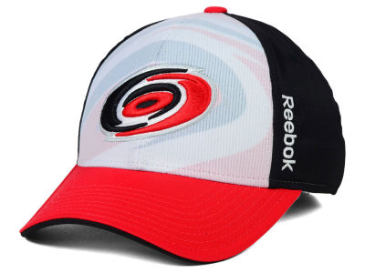 Carolina Hurricanes Reebok NHL 2014-2015 2nd Season Draft Flex Cap