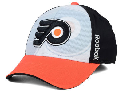 Philadelphia Flyers Reebok NHL 2014-2015 2nd Season Draft Flex Cap
