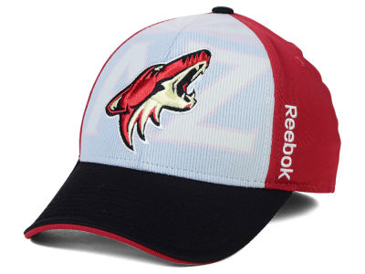 Phoenix Coyotes Reebok NHL 2014-2015 2nd Season Draft Flex Cap