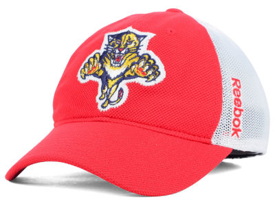 Florida Panthers Reebok NHL Iced Meshback Flex Cap