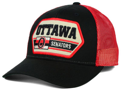 Ottawa Senators Reebok NHL Patched Trucker Cap