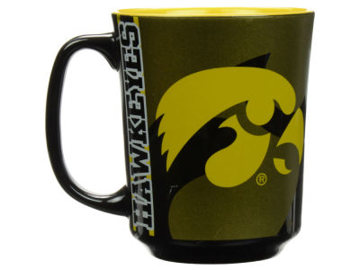 Iowa Hawkeyes 11oz Reflective Mug
