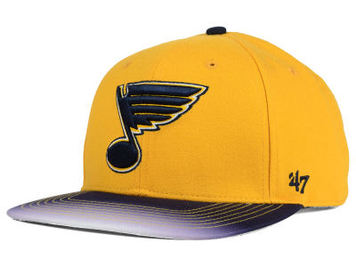 St. Louis Blues '47 NHL Dissolve Snapback Cap