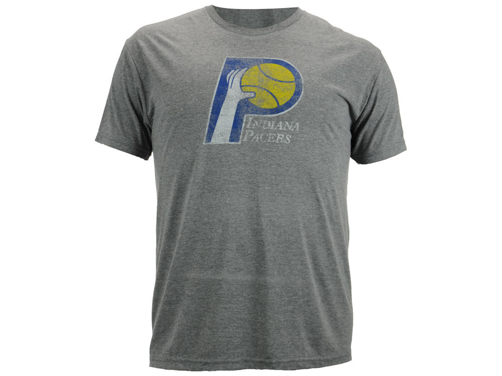 another chance elegant shoes pre order Indiana Pacers adidas NBA Men's Retro Logo Triblend T-Shirt   lids.com