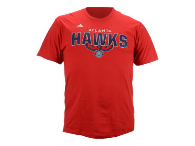 Atlanta Hawks adidas NBA Men's Straight to the Hoop T-Shirt