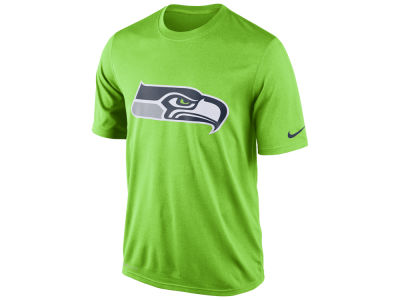 Seattle Seahawks Nike NFL Men's Legend Logo Essential T-Shirt