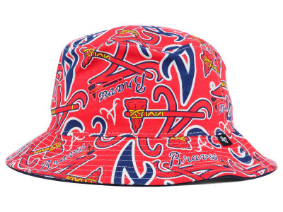 Atlanta Braves '47 MLB Bravado Bucket