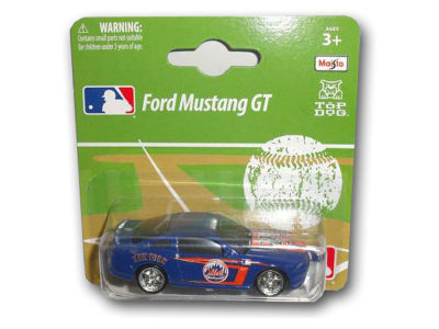 New York Mets 1:64 Mustang