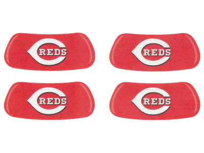 Cincinnati Reds 2 Pair Eyeblack Sticker
