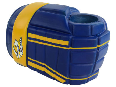 Nashville Predators Game on Glove Coozie