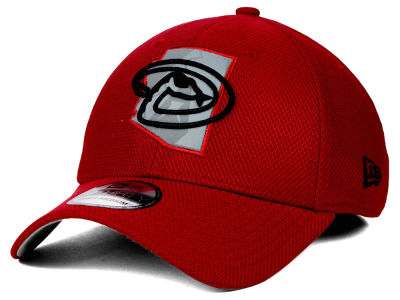 Arizona Diamondbacks New Era MLB State Flective 39THIRTY Cap