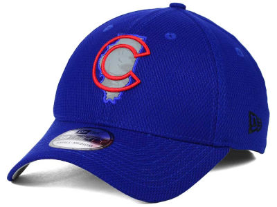 Chicago Cubs New Era MLB State Flective 39THIRTY Cap