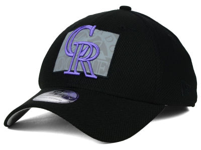 Colorado Rockies New Era MLB State Flective 39THIRTY Cap