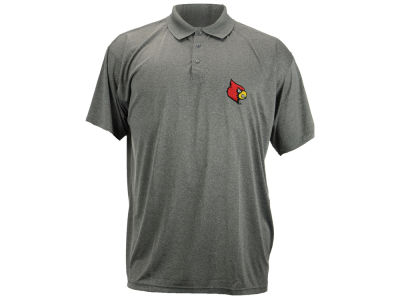 Louisville Cardinals NCAA Performance Polo