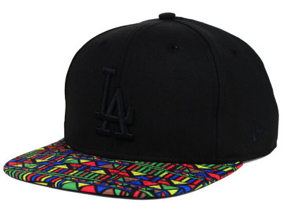 Los Angeles Dodgers New Era MLB Viza Hook 9FIFTY Snapback Cap