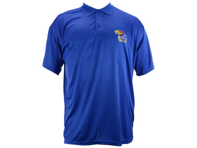 Kansas Jayhawks NCAA Performance Polo