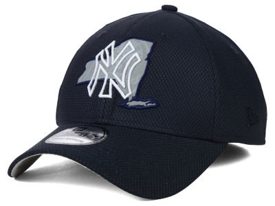 New York Yankees New Era MLB State Flective 39THIRTY Cap