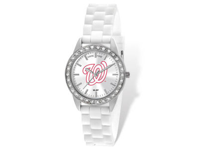 Washington Nationals Womens Frost Watch