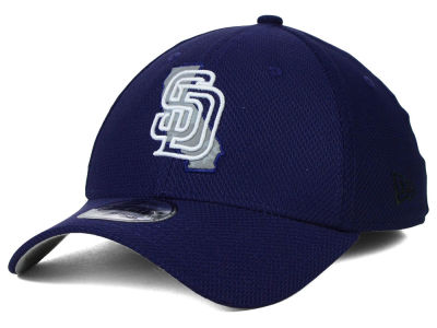 San Diego Padres New Era MLB State Flective 39THIRTY Cap