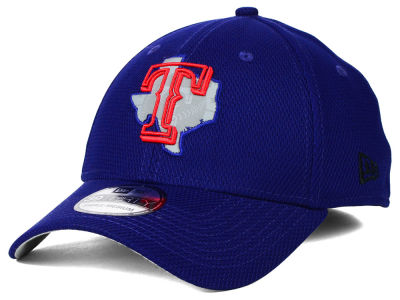 Texas Rangers New Era MLB State Flective 39THIRTY Cap