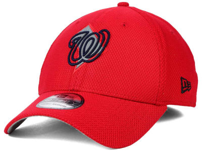Washington Nationals New Era MLB State Flective 39THIRTY Cap