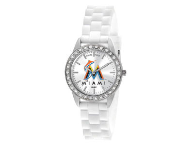 Miami Marlins Womens Frost Watch