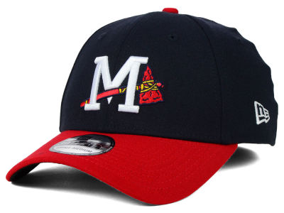 Mississippi Braves New Era MiLB Classic 39THIRTY Cap