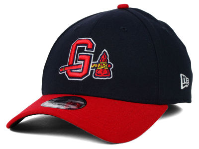 Gwinnett Braves New Era MiLB Classic 39THIRTY Cap